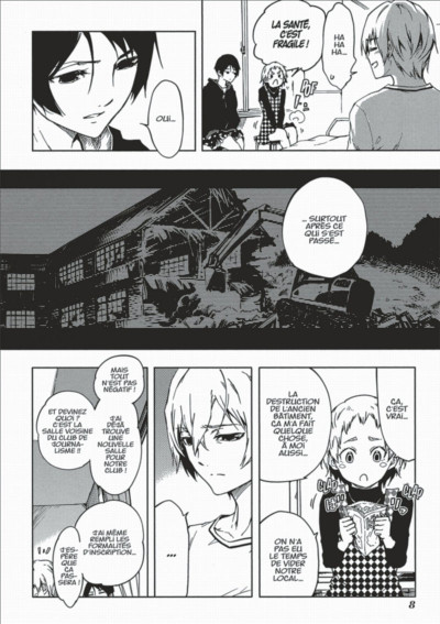 Page 8 Dusk maiden of amnesia tome 10