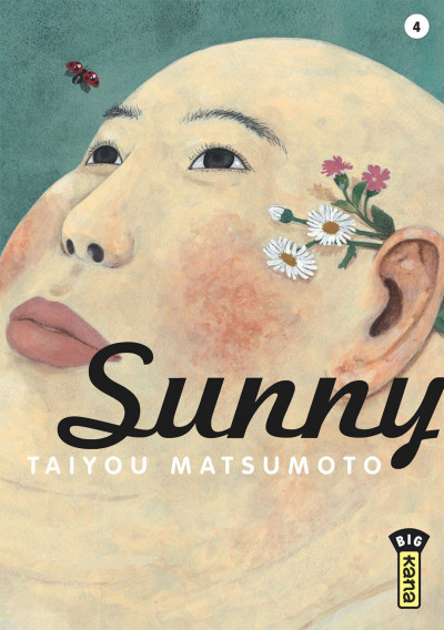 Couverture Sunny tome 4