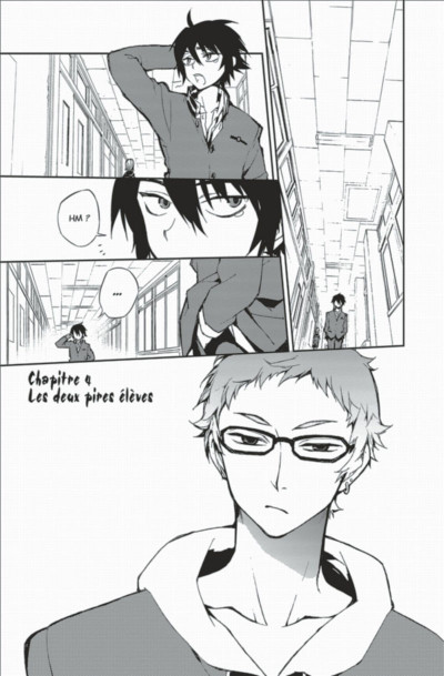 Page 5 Seraph of the end tome 2