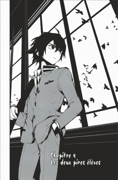 Page 8 Seraph of the end tome 2