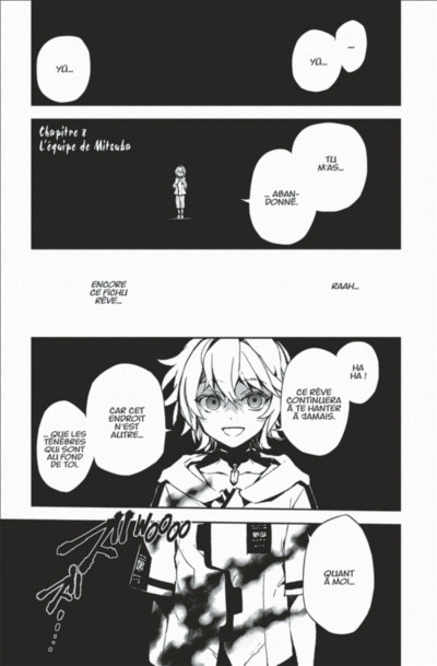 Page 5 Seraph of the end tome 3