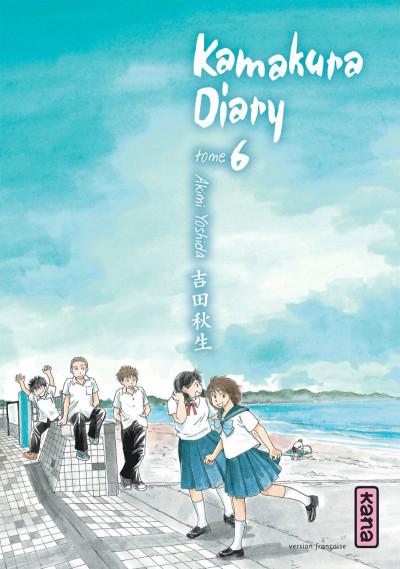 Couverture kamakura diary tome 6