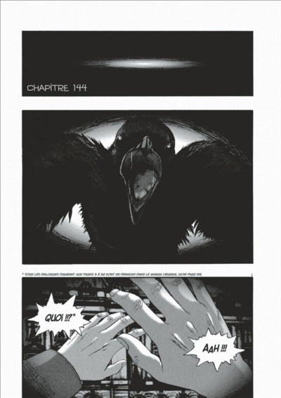 Page 3 I am a hero tome 13