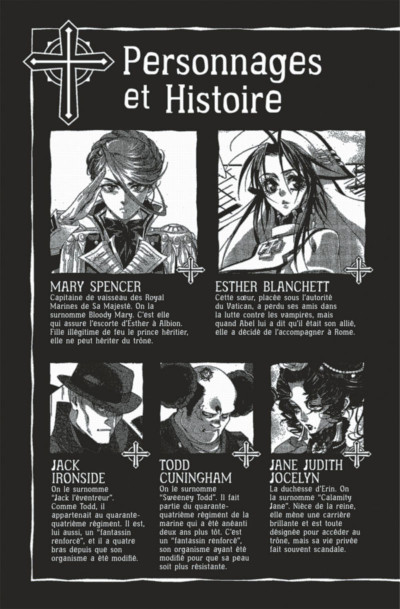 Page 3 Trinity blood tome 18