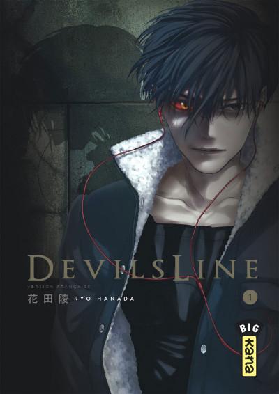Couverture Devilsline tome 1