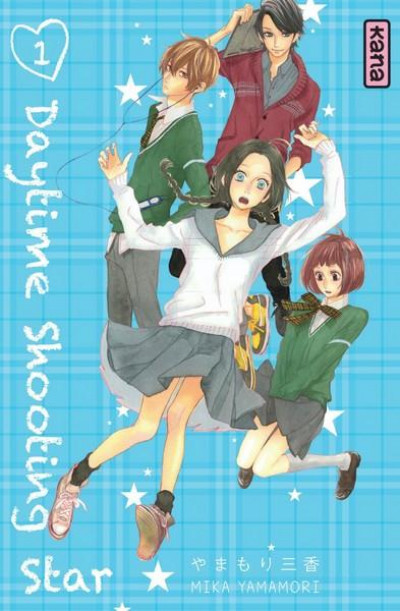 Couverture Daytime shooting star tome 1