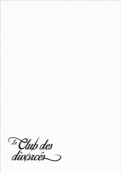 Page 9 Le club des divorcés tome 1