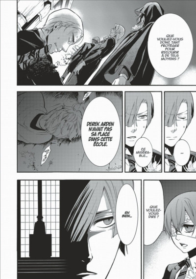 Page 6 Black Butler tome 18