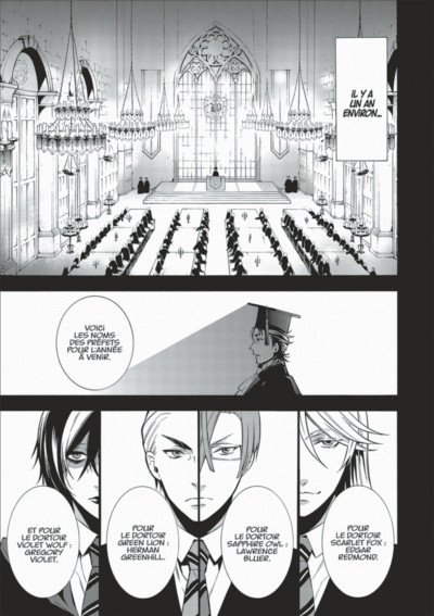 Page 7 Black Butler tome 18