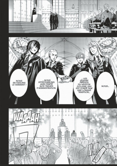 Page 8 Black Butler tome 18