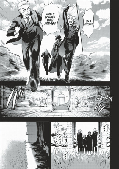 Page 9 Black Butler tome 18