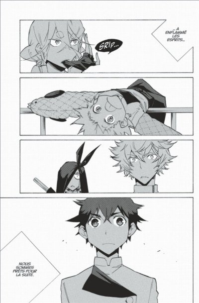 Page 9 Hell's Kitchen tome 8