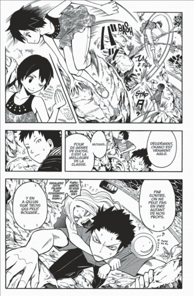 Page 9 Assassination classroom tome 8