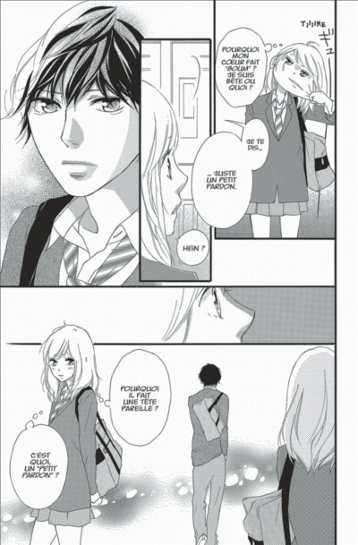 Page 9 Blue spring ride tome 9