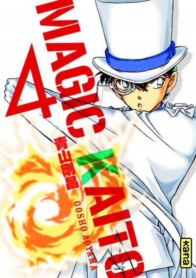 Couverture Magic Kaito tome 4
