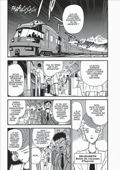 Page 9 Magic Kaito tome 4