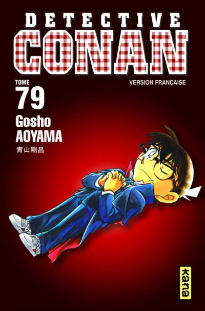 Couverture Détective Conan tome 79