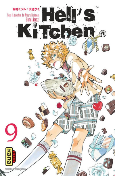 Couverture Hell's Kitchen tome 9
