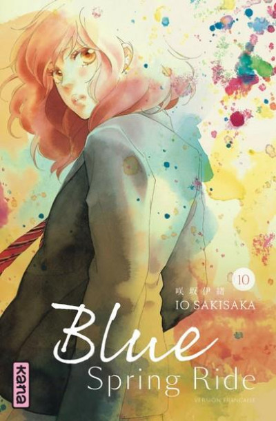 Couverture Blue spring ride tome 10