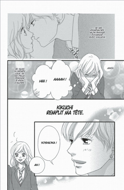Page 8 Blue spring ride tome 10
