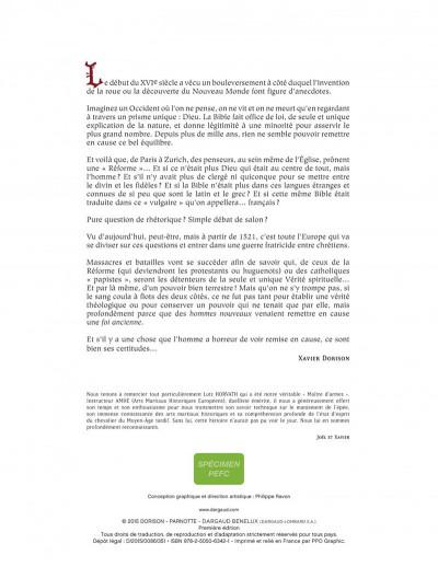 Page 2 Le maître d'armes