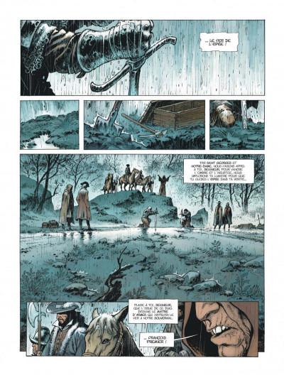 Page 4 Le maître d'armes