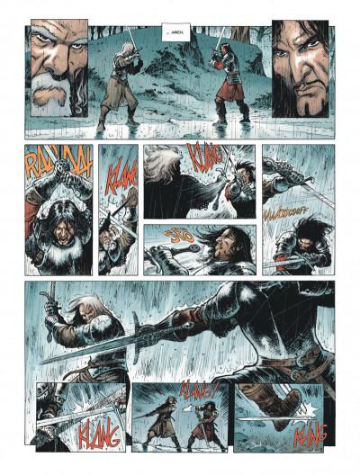 Page 5 Le maître d'armes
