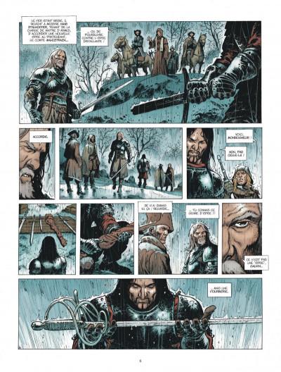 Page 6 Le maître d'armes