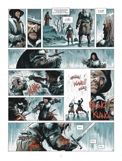 Page 7 Le maître d'armes