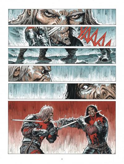Page 8 Le maître d'armes