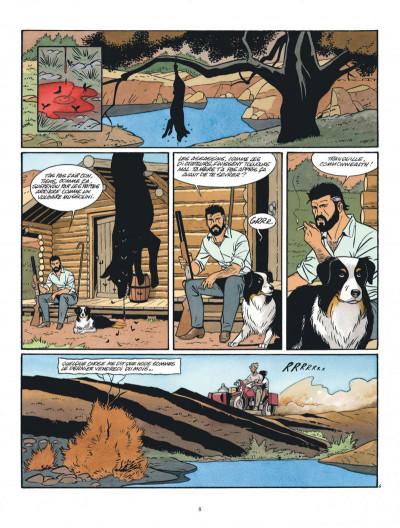 Page 8 Le crime qui est le tien