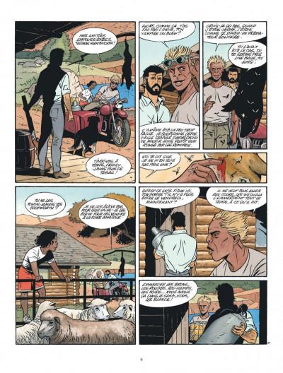 Page 9 Le crime qui est le tien