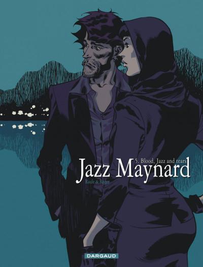 Couverture Jazz Maynard tome 5