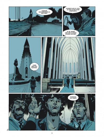 Page 5 Jazz Maynard tome 5