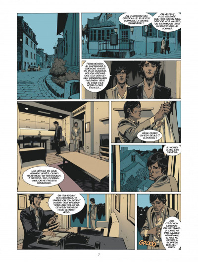 Page 7 Jazz Maynard tome 5