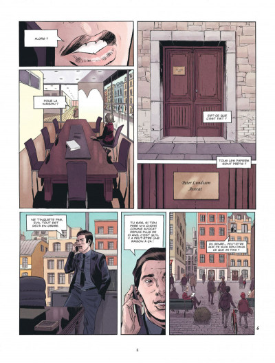 Page 8 Trahie tome 2