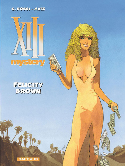 Couverture XIII Mystery tome 9