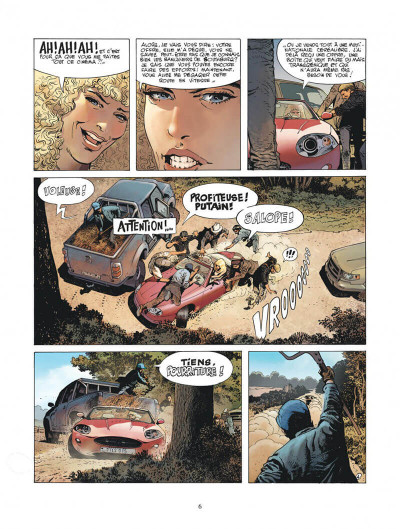 Page 6 XIII Mystery tome 9