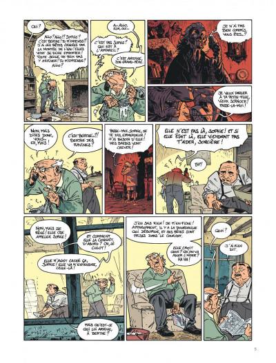 Page 5 Les vieux fourneaux tome 3