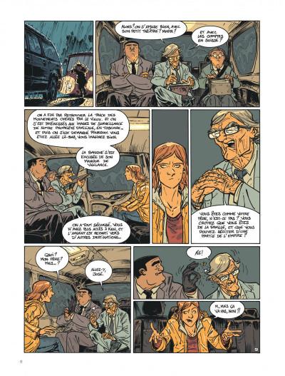 Page 8 Les vieux fourneaux tome 3