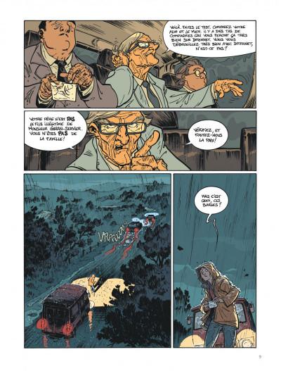 Page 9 Les vieux fourneaux tome 3