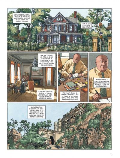Page 5 Djinn tome 13