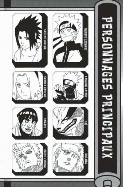 Page 2 Naruto tome 70