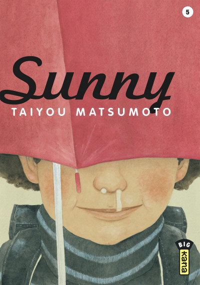 Couverture Sunny tome 5