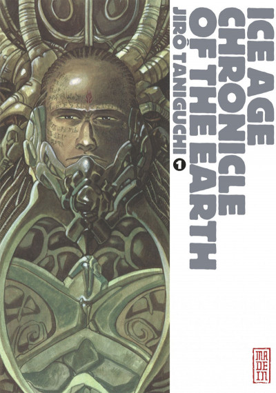 Couverture Ice age chronicle of the earth tome 1