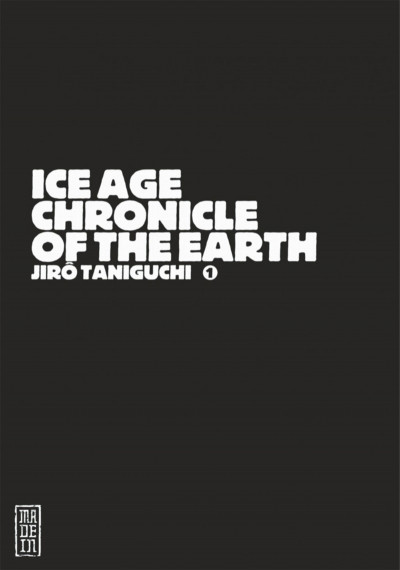 Page 3 Ice age chronicle of the earth tome 1
