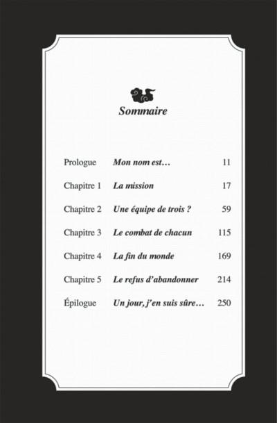 Page 7 Naruto - Le roman de Jiraya