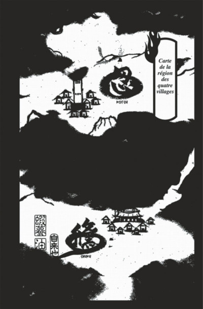 Page 9 Naruto - Le roman de Jiraya