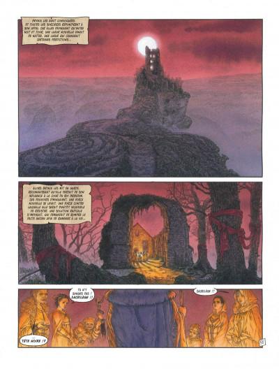 Page 2 Complainte des landes perdues - Cycle les sorcières tome 2 - Inferno + ex-libris offert