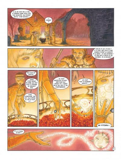 Page 4 Complainte des landes perdues - Cycle les sorcières tome 2 - Inferno + ex-libris offert